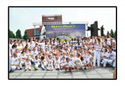 Batizado Brugge juli 2013